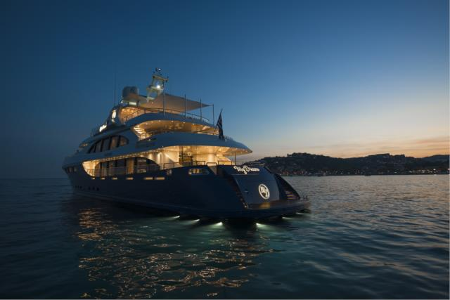 Martino Motti Superyacht